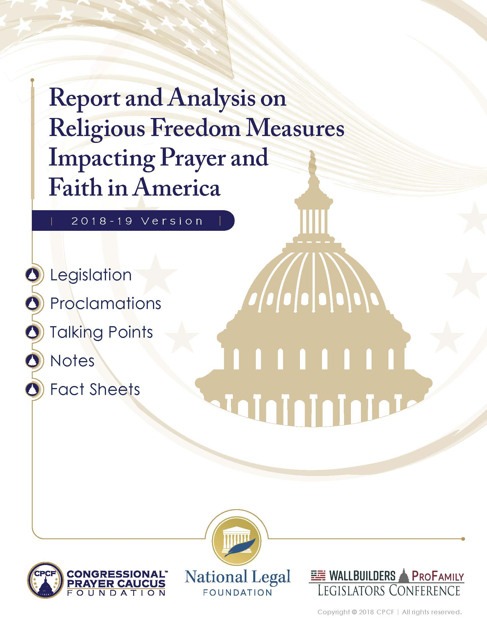 Congressional Prayer Caucus Foundation Archives - National