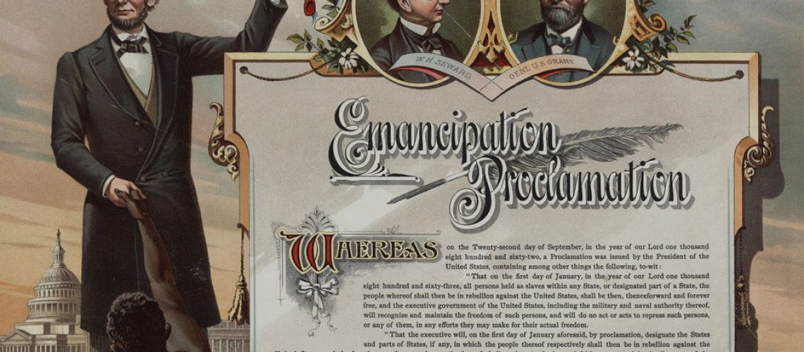 JSSmith_Emancipation_Proclamation